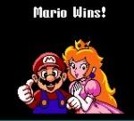 Mario Wins!
