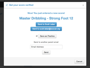 New Verification Process