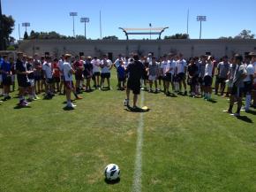 Scitt Leber - Stanford Camps