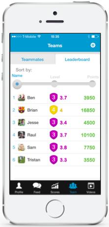 iSoccer App Image